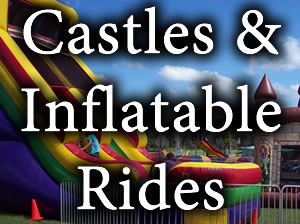 jumping castles and inflatables
